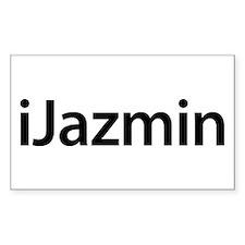 iJazmin Rectangle Decal