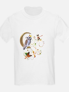 Owl Fantasy T-Shirt