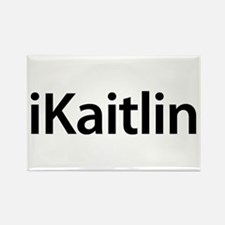 iKaitlin Rectangle Magnet