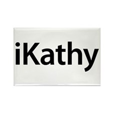 iKathy Rectangle Magnet