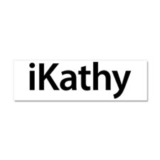 iKathy 10x3 Car Magnet