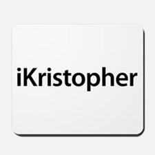 iKristopher Mousepad