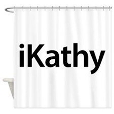 iKathy Shower Curtain