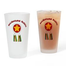 parolxmas.png Drinking Glass