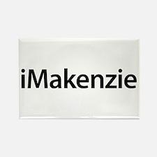 iMakenzie Rectangle Magnet