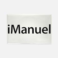 iManuel Rectangle Magnet