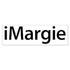 iMargie Bumper Bumper Sticker