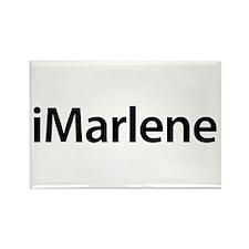 iMarlene Rectangle Magnet