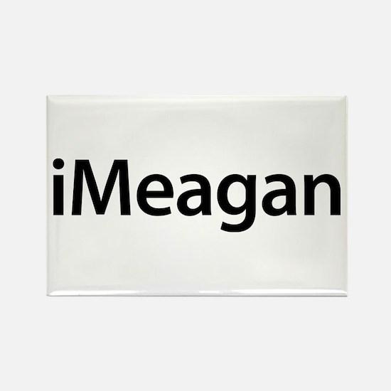 iMeagan Rectangle Magnet