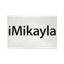 iMikayla Rectangle Magnet