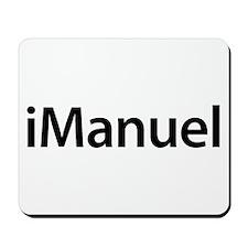 iManuel Mousepad