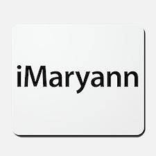 iMaryann Mousepad