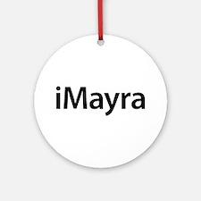 iMayra Round Ornament