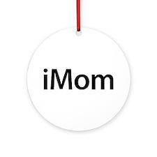 iMom Round Ornament