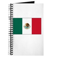 Mexico Flag Picture Journal