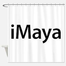 iMaya Shower Curtain
