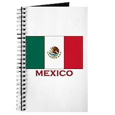 Mexico Flag Stuff Journal