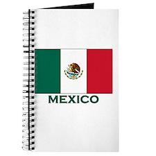 Mexico Flag Merchandise Journal