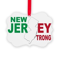 New jersey italian Ornament