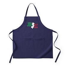 New jersey italian Apron (dark)