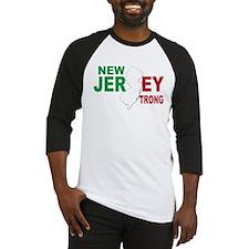 New jersey italian Baseball Jersey