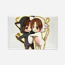 Kitty Brothers (Romano and Italy -- Hetalia) Recta