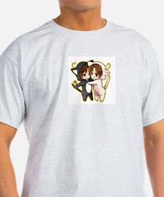 Kitty Brothers (Romano and Italy -- Hetalia) T-Shirt