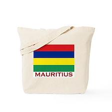 Flag of Mauritius Tote Bag