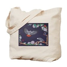 Tropical African Paradise Tote Bag