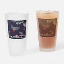 Tropical African Paradise Drinking Glass