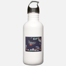 Tropical African Paradise Water Bottle