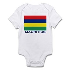 Mauritius Flag Gear Onesie