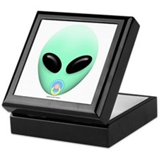 Baby Alien Keepsake Box
