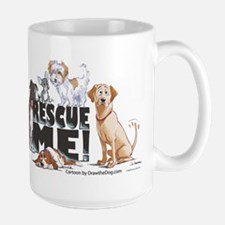 RescueMe Mugs