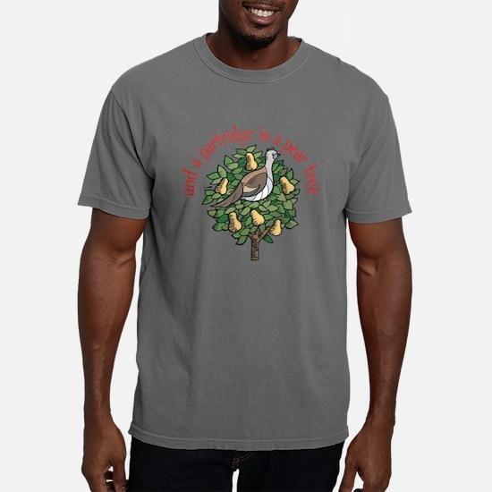 partridge.png Mens Comfort Colors Shirt