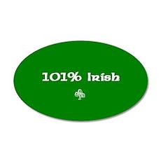101%Irish Wall Decal
