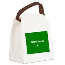 101%Irish Canvas Lunch Bag