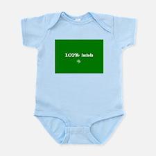 101%Irish Infant Bodysuit