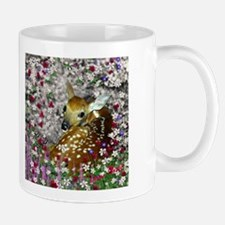 Bambi in Flowers I Mug