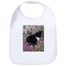 Freckles in Flowers II Bib