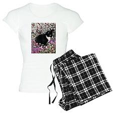 Freckles in Flowers II Pajamas