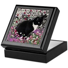 Freckles in Flowers II Keepsake Box