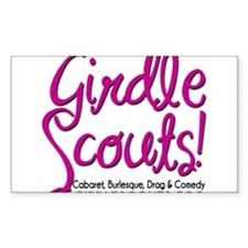 Girdle Scouts Decal