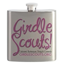 Girdle Scouts Flask