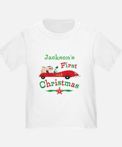 Custom 1st Christmas T