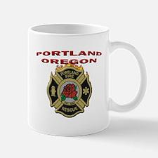 Portland Fire Department Mug