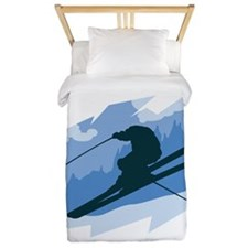 Ski Jumper Twin Duvet