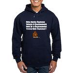 Celebrate Groundhog Day Hoodie (dark)