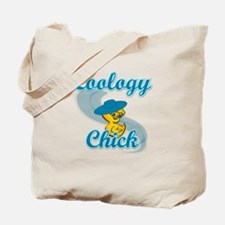 Zoology Chick #3 Tote Bag