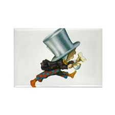 The Mad Hatter Rectangle Magnet (10 pack)